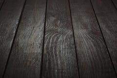 Fundo de madeira de Brown Imagens de Stock Royalty Free