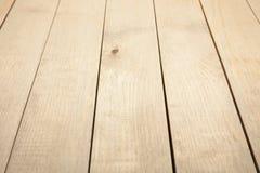 Fundo de madeira de Brown Imagens de Stock