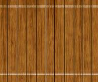 Fundo de madeira de Brown para a casa Fotos de Stock