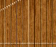 Fundo de madeira de Brown para a casa Fotos de Stock Royalty Free
