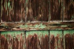Fundo de madeira de Grunge Fotografia de Stock Royalty Free