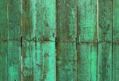 Fundo de madeira de turquesa Imagens de Stock Royalty Free