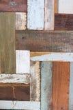 Fundo de madeira do painel Fotos de Stock Royalty Free