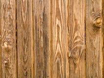 Fundo de madeira do painel Imagens de Stock Royalty Free