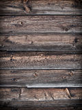 Fundo de madeira do tapume Fotografia de Stock