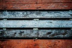 Fundo de madeira do teste padrão Fotos de Stock