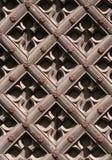 Fundo de madeira do teste padrão da porta Fotos de Stock