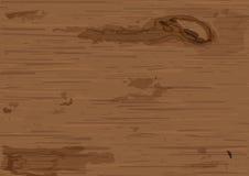 Fundo de madeira do vetor Imagem de Stock