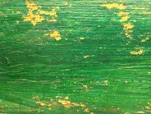 Fundo de madeira do vintage com pintura da casca fotografia de stock royalty free