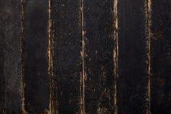 Fundo de madeira do vintage escuro imagem de stock royalty free
