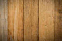 Fundo de madeira, efeito da textura do vignetting Foto de Stock Royalty Free