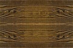 Fundo de madeira envelhecido da grão (sem emenda) Fotos de Stock Royalty Free