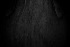 Fundo de madeira escuro abstrato da textura Imagens de Stock