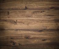 Fundo de madeira escuro Textura da placa de madeira Estrutura da prancha natural fotografia de stock royalty free