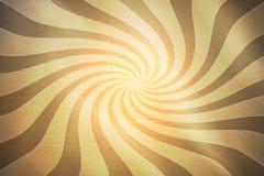 Fundo de madeira espiral Ilustração Stock