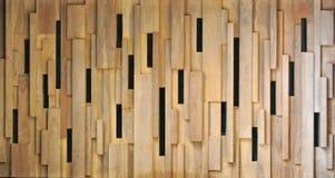 Fundo de madeira fresco da textura do retângulo imagem de stock