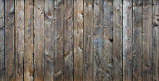 Fundo de madeira gastado velho das pranchas Fotografia de Stock Royalty Free