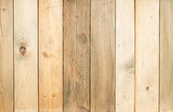 Fundo de madeira grande da textura da parede da prancha de Brown Imagens de Stock Royalty Free