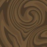 Fundo de madeira marrom liso Textura de madeira escura Teste padrão natural da árvore Foto de Stock
