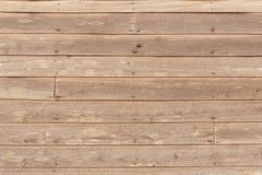 Fundo de madeira marrom velho da textura do houre da parede imagens de stock royalty free