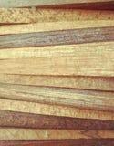 Fundo de madeira mergulhado da textura fotografia de stock