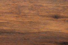 Fundo de madeira ou textura marrom escura Textura do uso de madeira velho como o fundo natural Vista superior da madeira american imagem de stock