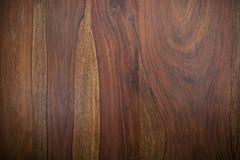 Fundo de madeira Palisander com textura vertical Fotografia de Stock