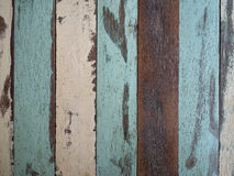Fundo de madeira pastel da textura das pranchas Imagem de Stock Royalty Free