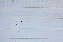 Fundo de madeira pintado Fotografia de Stock