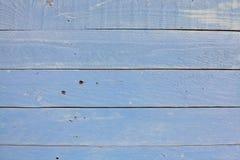 Fundo de madeira pintado Imagem de Stock Royalty Free