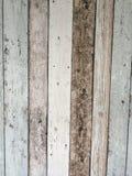 Fundo de madeira pintado da textura Fotos de Stock