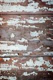 Fundo de madeira pintado velho fotos de stock royalty free