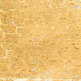 Fundo de madeira pintado velho da textura Imagens de Stock Royalty Free