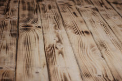 Fundo de madeira, placas Fotografia de Stock