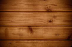 Fundo de madeira Pranchas da madeira de Brown Foto de Stock