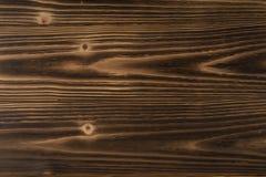 Fundo de madeira queimado fotografia de stock royalty free