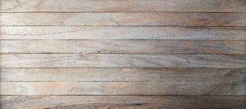Fundo de madeira rústico da bandeira imagens de stock royalty free