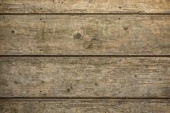 Fundo de madeira rústico das pranchas do vintage imagens de stock