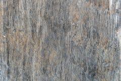 Fundo de madeira rachado da textura da grão Fotos de Stock