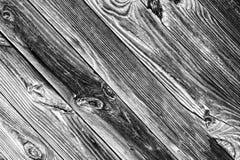 Fundo de madeira resistido Imagens de Stock Royalty Free