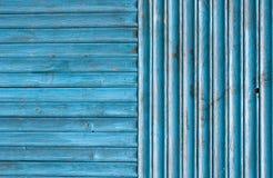 Fundo de madeira resistido Imagens de Stock