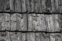 Fundo de madeira resistido das pranchas Imagem de Stock
