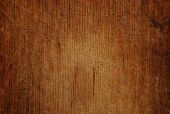 Fundo de madeira riscado Fotografia de Stock