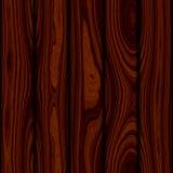 Fundo de madeira sem emenda Imagem de Stock Royalty Free