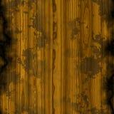 Fundo de madeira sem emenda Foto de Stock Royalty Free