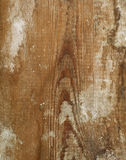 Fundo de madeira sujo Imagem de Stock Royalty Free
