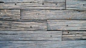 Fundo de madeira sujo da textura Foto de Stock