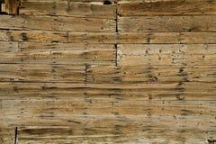 Fundo de madeira sujo da textura imagens de stock