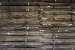 Fundo de madeira sujo e rasgado Imagens de Stock Royalty Free