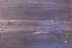 Fundo de madeira Textura, a superfície das placas idosas da madeira natural com máscaras diferentes do marrom preto e escuro Imagem de Stock